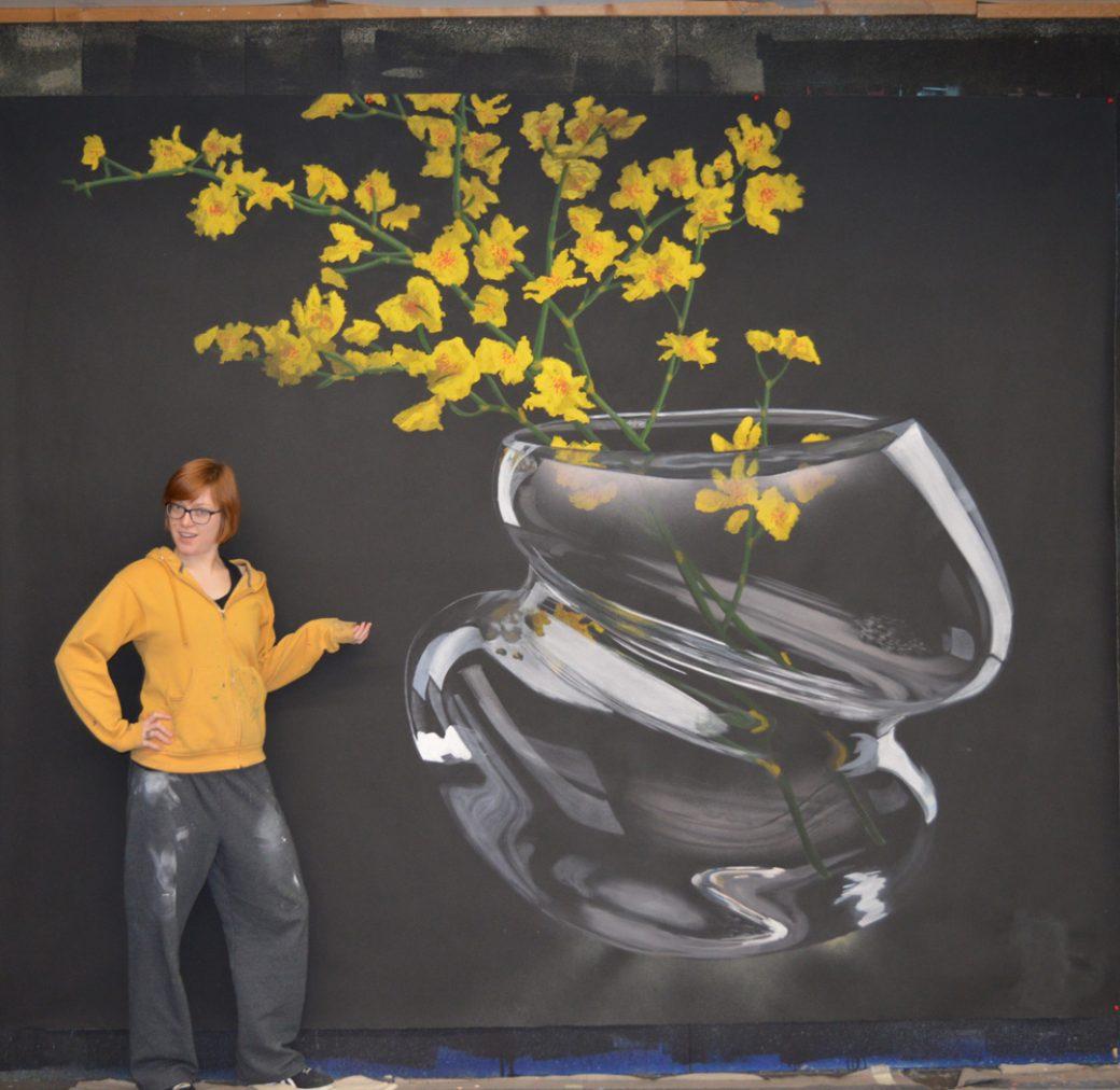 SATP Shannon Komlofske - glass project