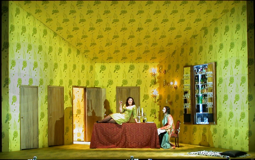 Manhattan School of Music Opera Theater's Mirandolina.
