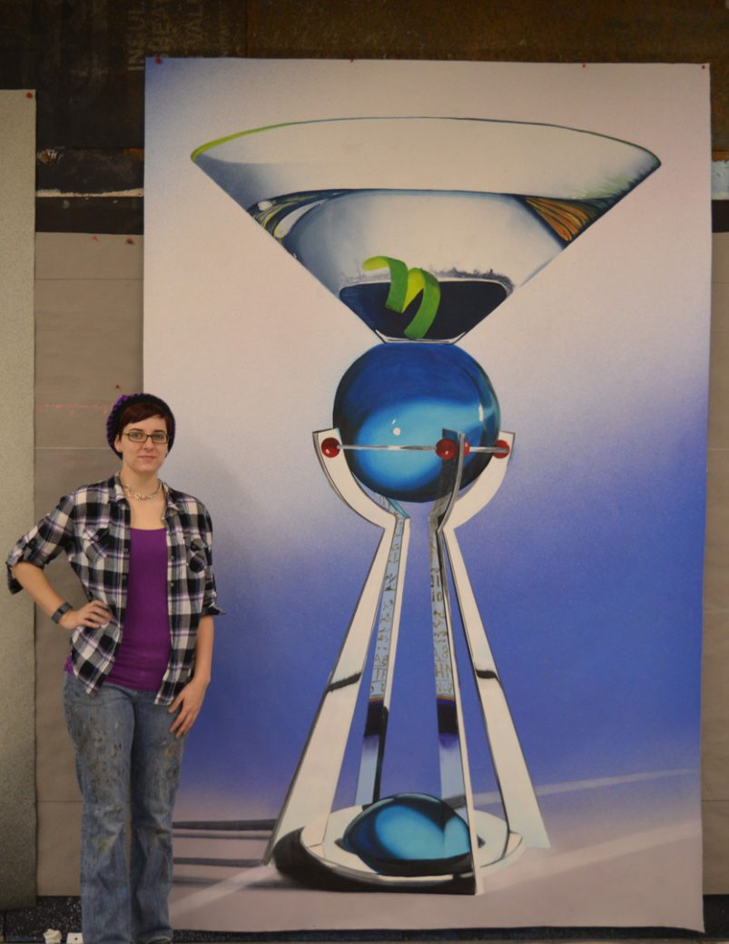 SATP Emily Barnhill Glass Project